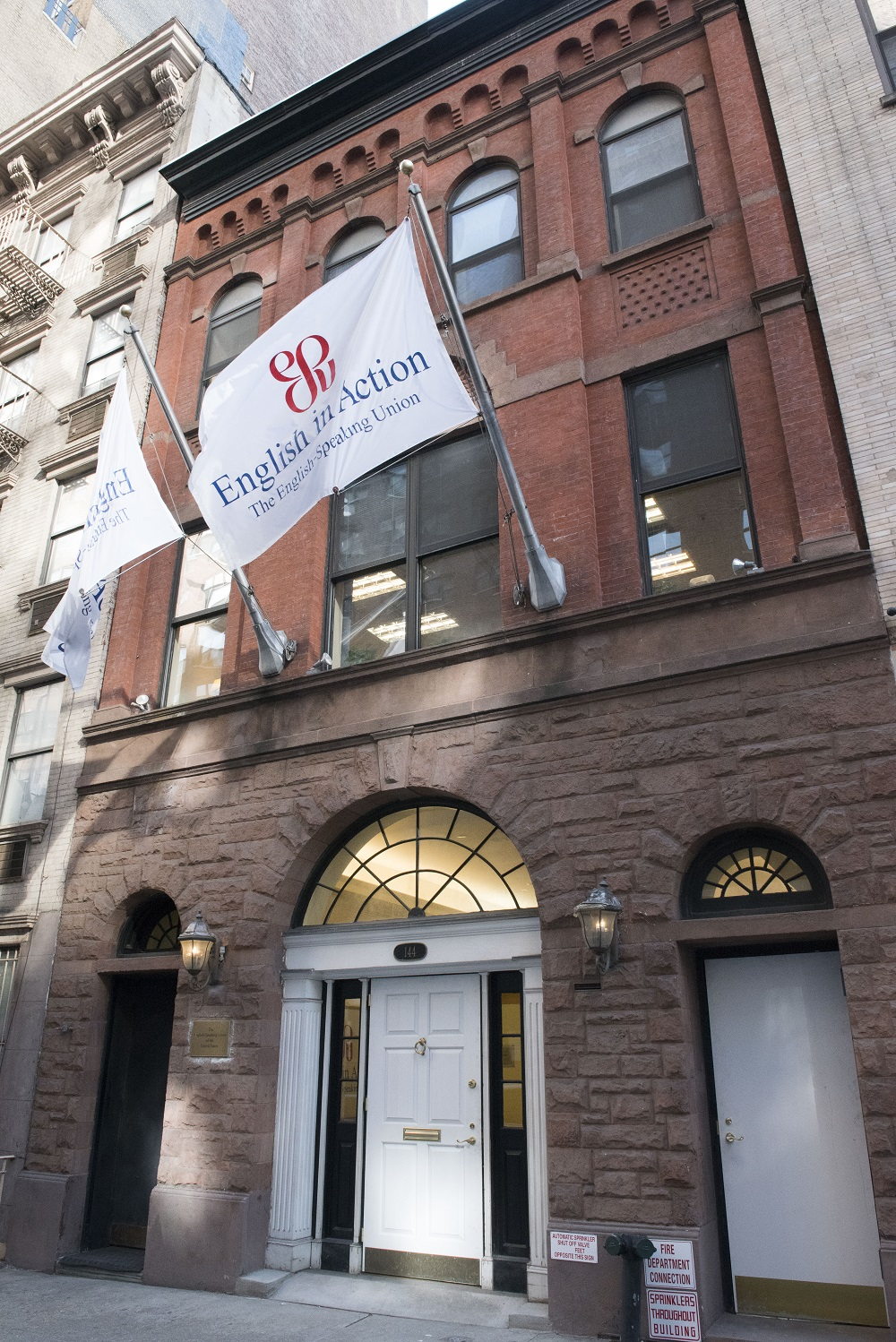 ESU's headquarters in New York City